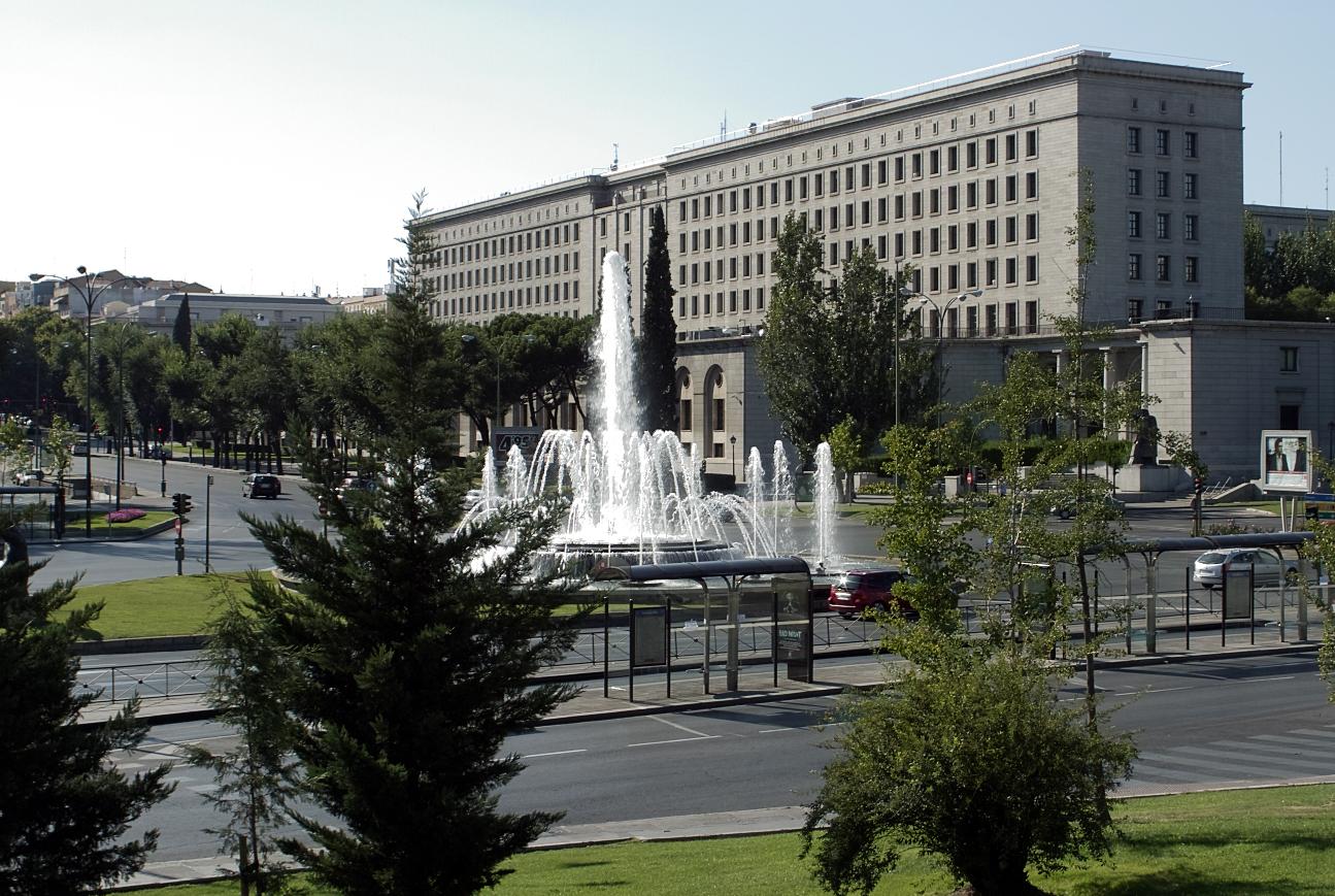 Vigilantes de Grupo Sureste se encargarán de la seguridad del complejo Nuevos Ministerios