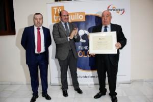 Murcia, 22/03/2016. Presentación Fundación COLUCHO.