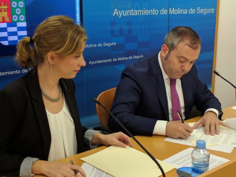 Un 'edificio inteligente' de 2.500 m2 albergará la nueva sede central de Grupo Sureste, en Molina de Segura