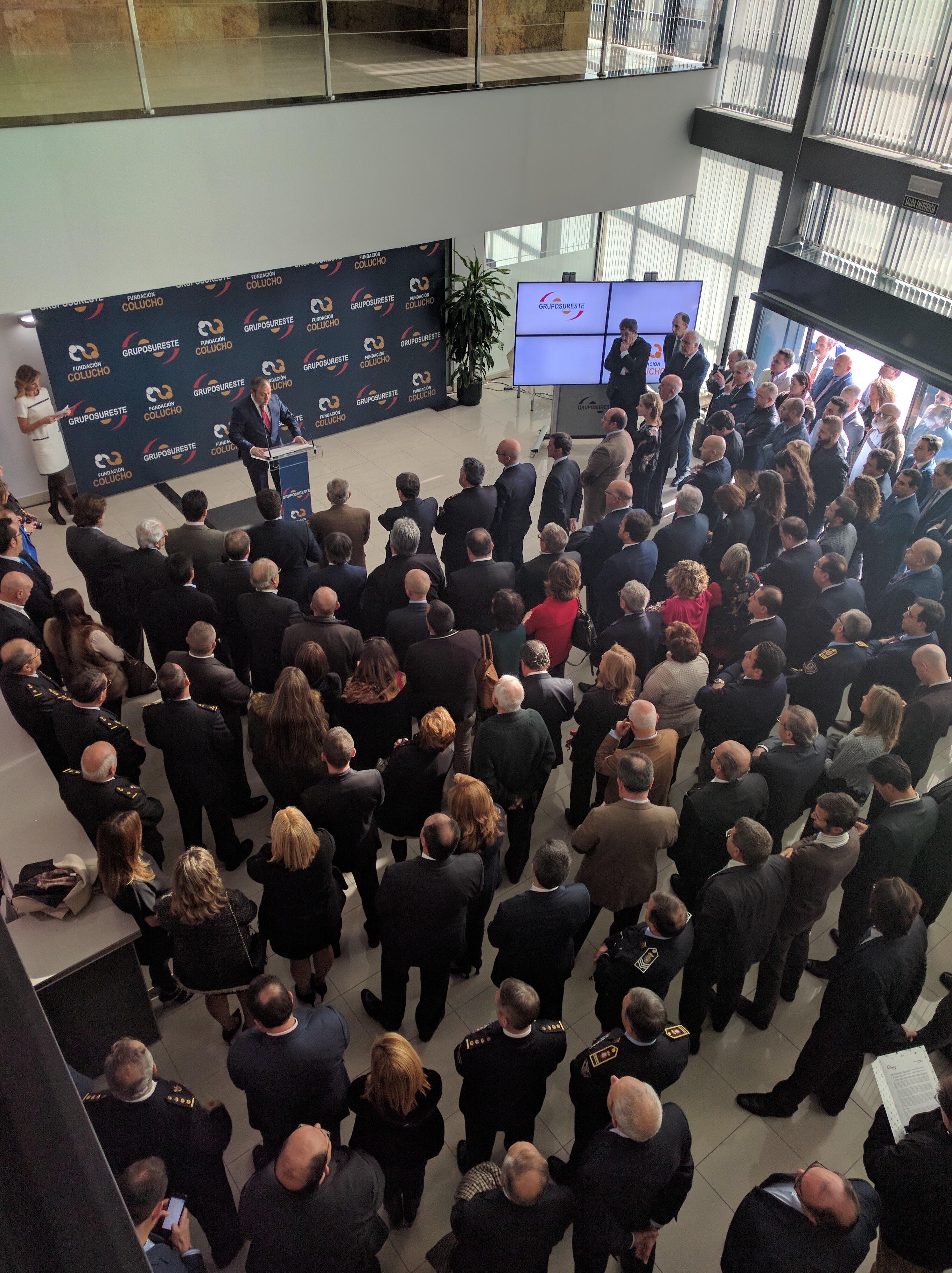 Grupo Sureste inaugura su nueva sede central, dotada con la mayor C.R.A. del Arco Mediterráneo