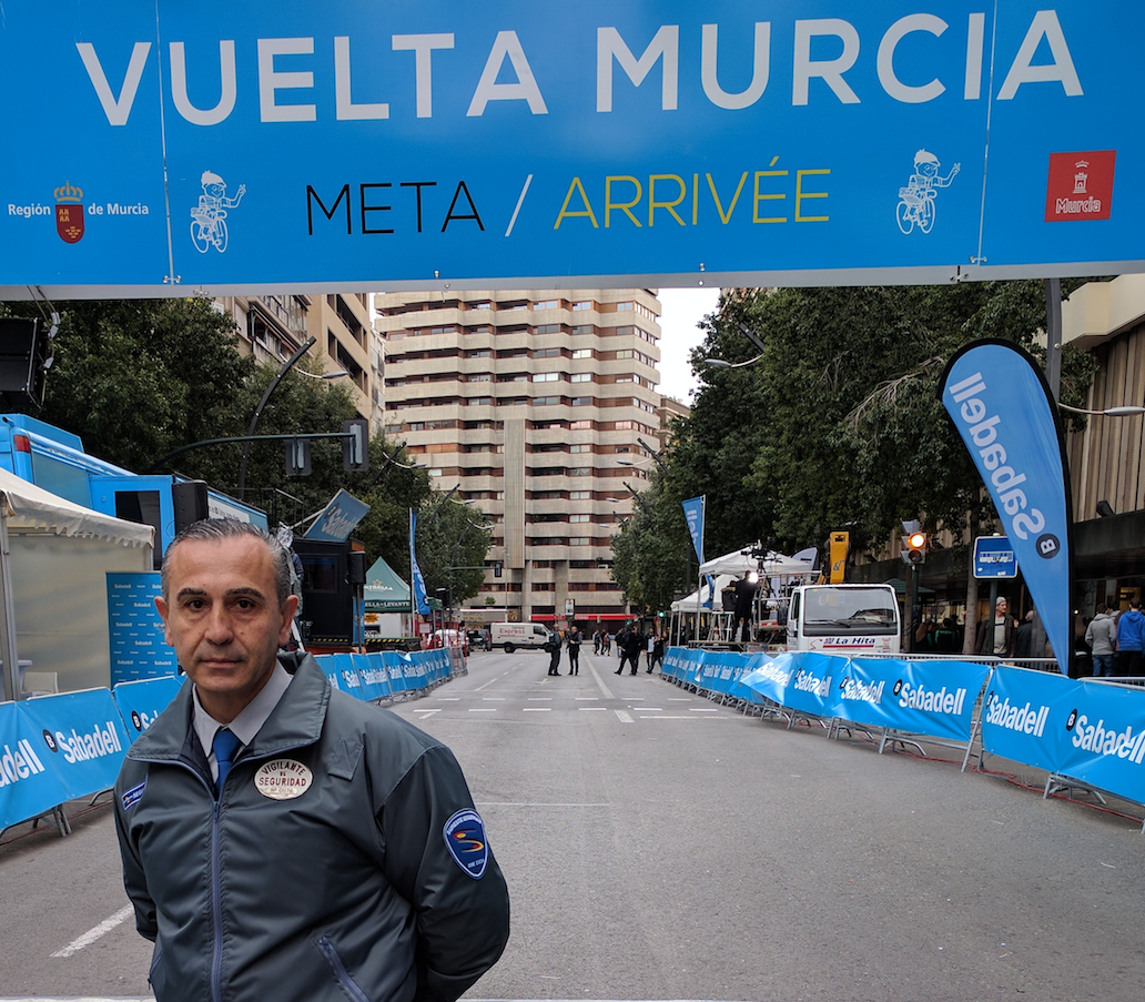 Colaboradores de la Vuelta a Murcia 2017