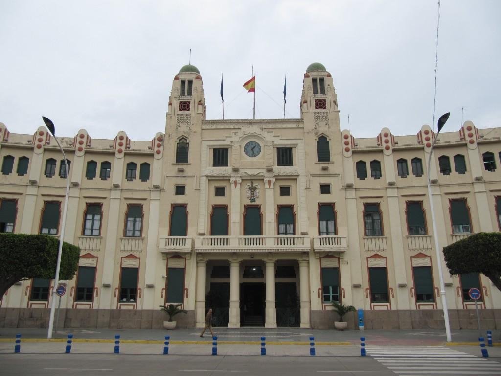 Palacio de la Asamblea - Melilla