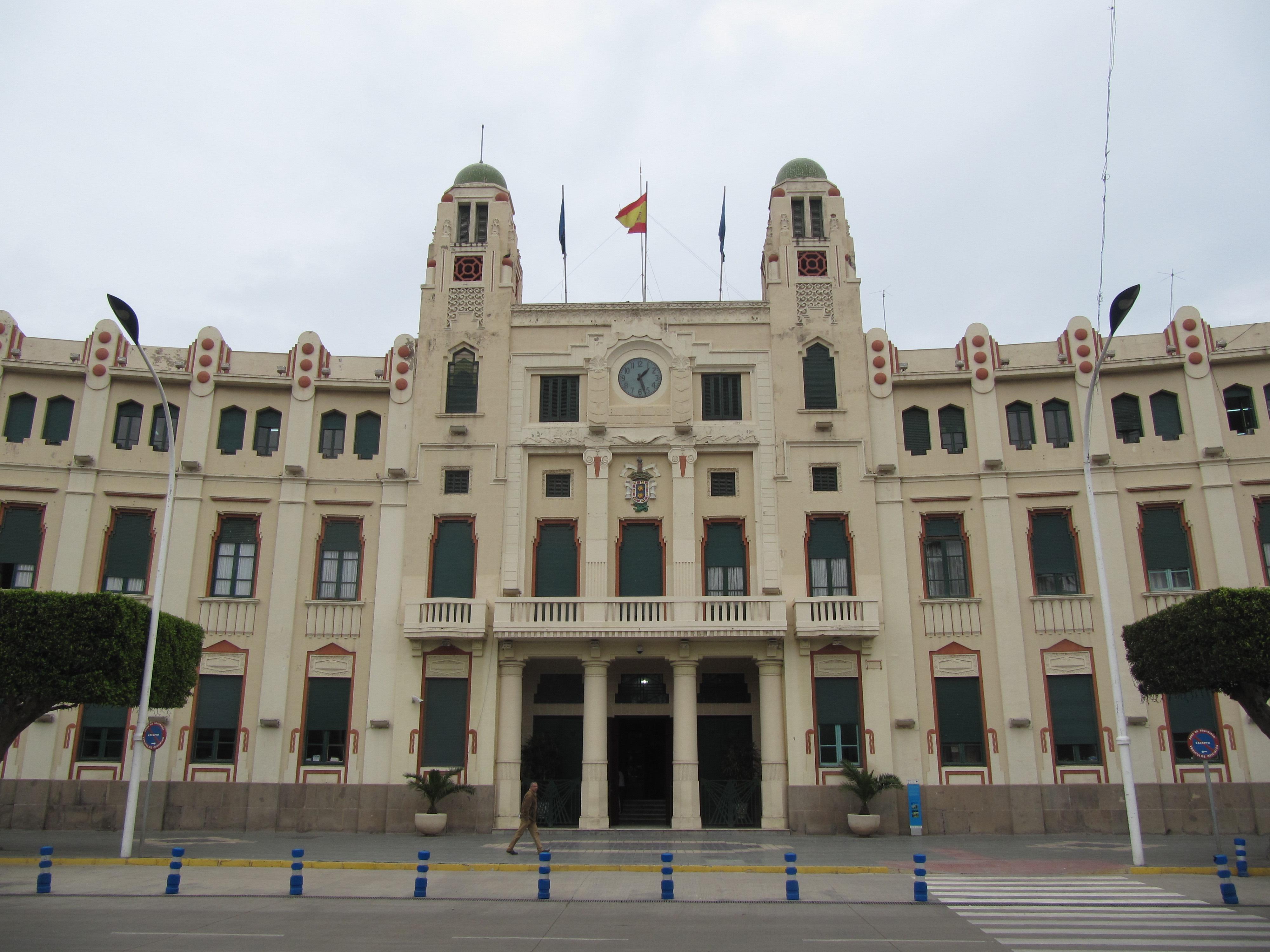 Grupo Sureste llega a Melilla, con 120 vigilantes.