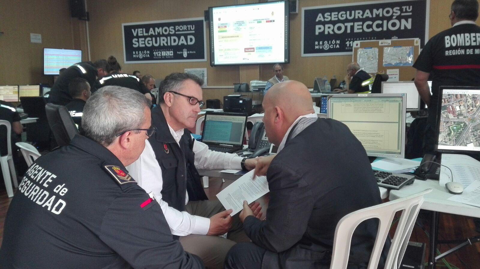PRESENTADO EL PLAN DE APOYO INTEGRAL ANTE EMERGENCIAS